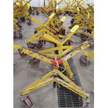 LOT OF (6) 3-WHEEL PORTABLE PIPE STANDS (LOCATED AT 1135 STELLAR DRIVE, NEWMARKET, ON)