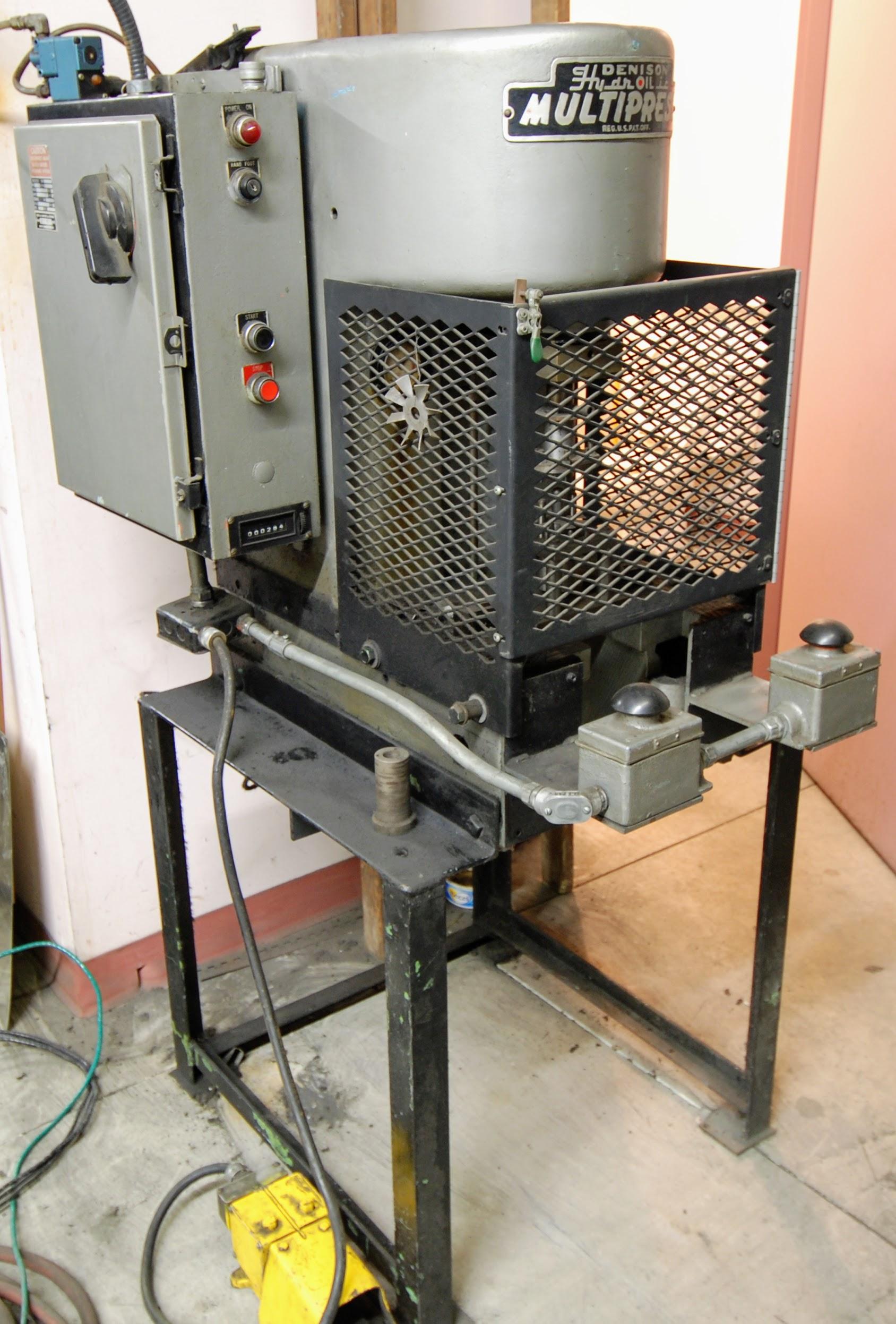 DENISON HYDROIL 5HP MULTIPRESS - Image 4 of 6