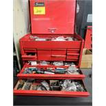 SNAP-ON 12-DRAWER TOOL CHEST W/ CONTENTS