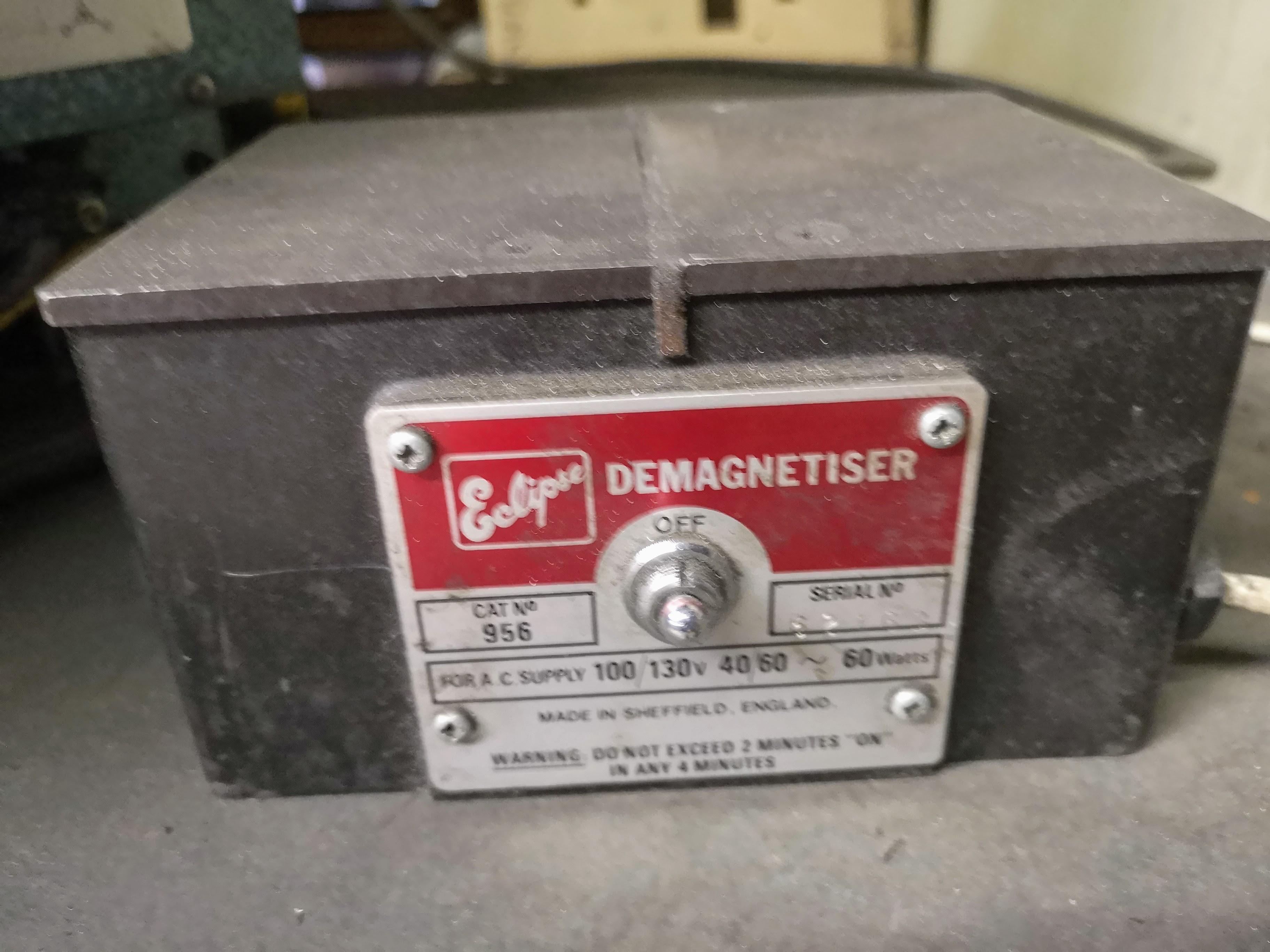 ECLIPSE 60 DEMAGNETISER - Image 2 of 2