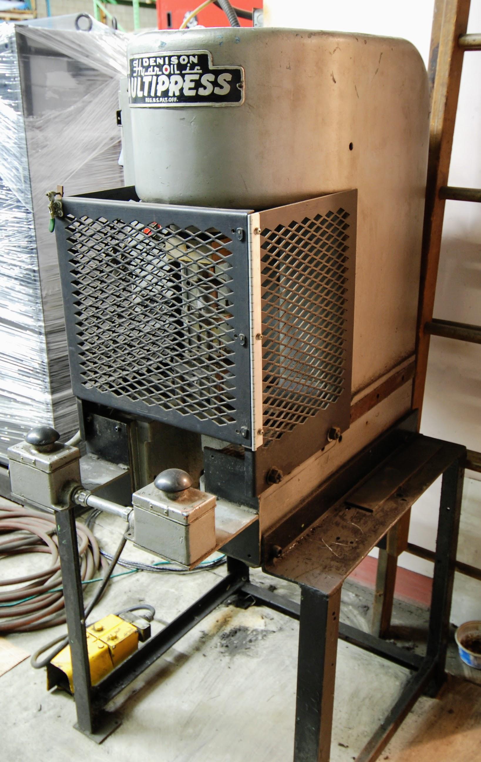 DENISON HYDROIL 5HP MULTIPRESS - Image 5 of 6