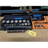 LOT ASST. SOCKET SETS