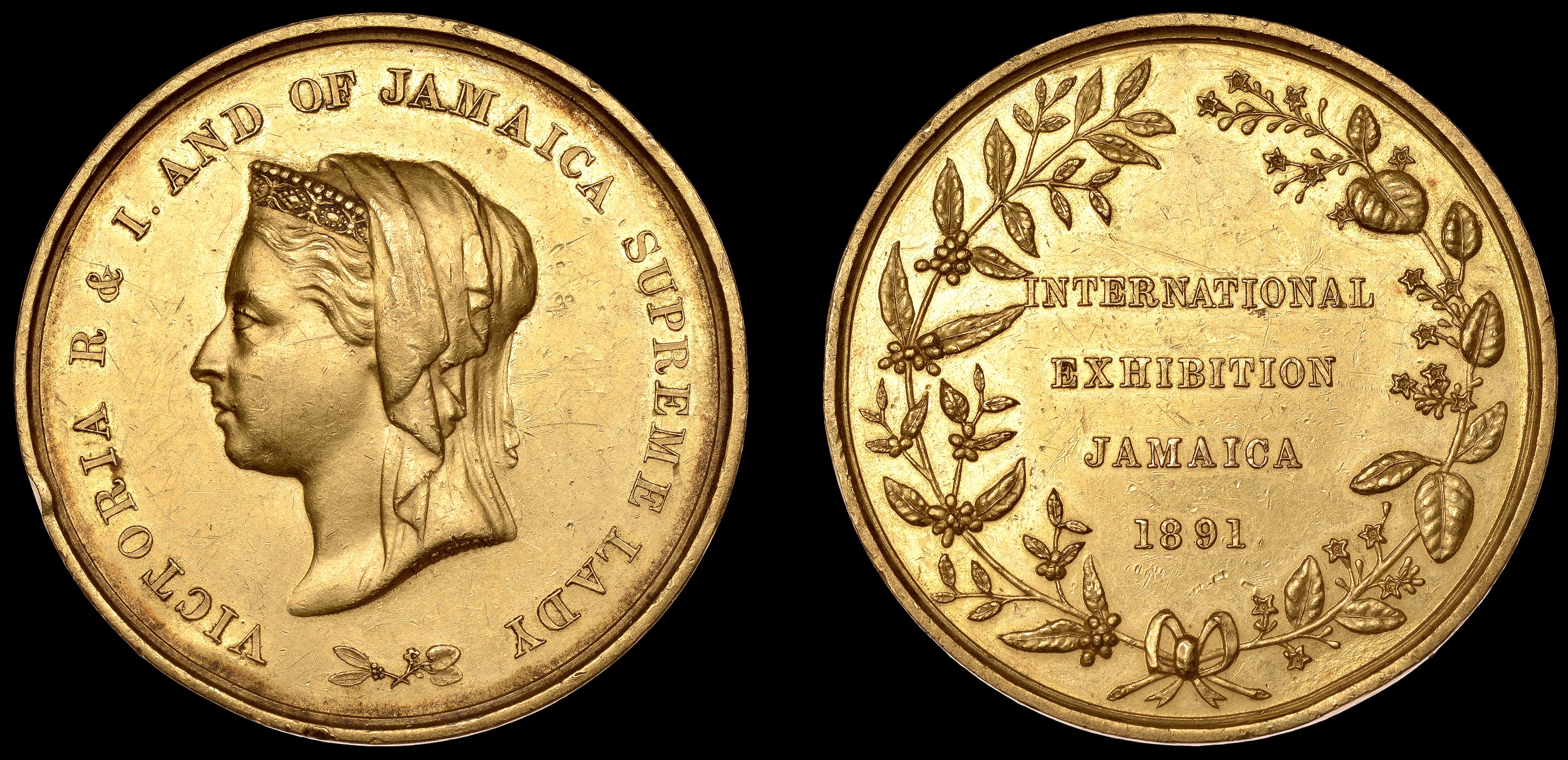 Lot 3000 - WORLD HISTORICAL MEDALS FROM VARIOUS PROPERTIES
