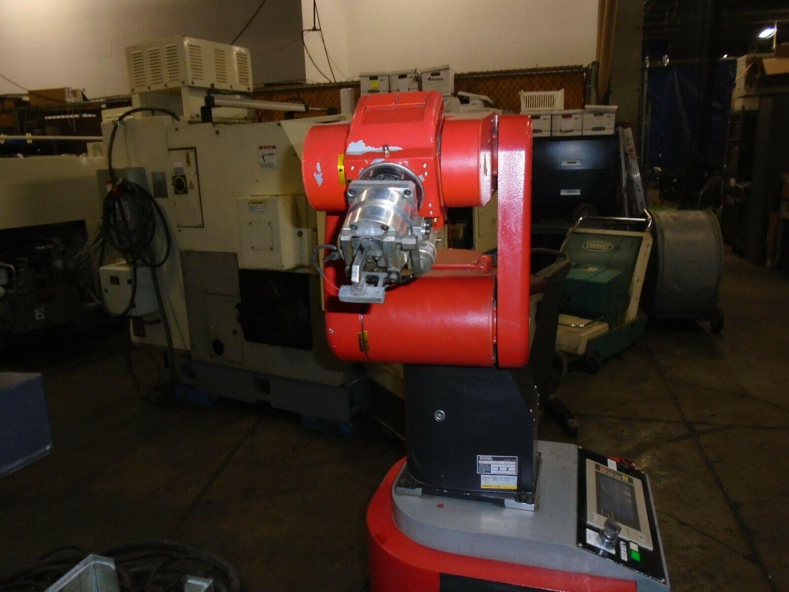 Fanuc Robot LR Mate 100 A5B-1131-8001 Mini Cel R-J2 Control - Image 3 of 12