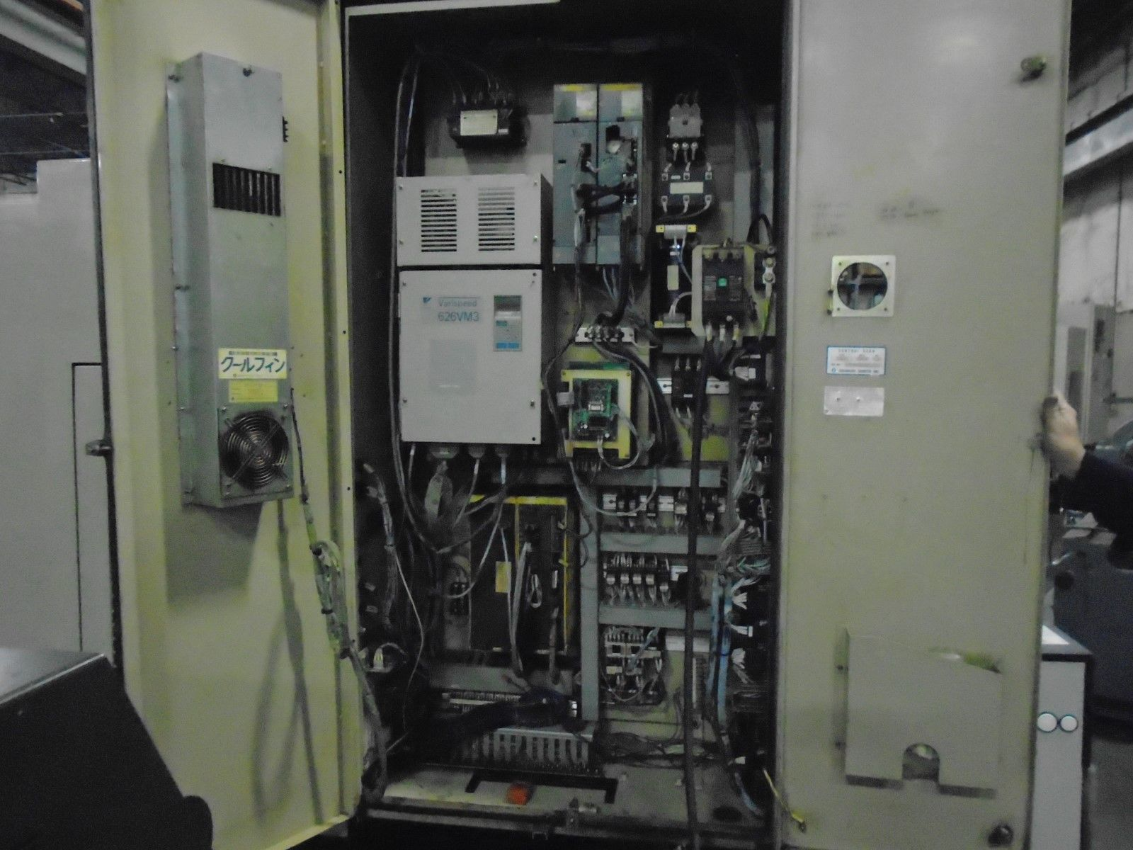 Hitachi Seiki CS20 Vertical CNC Lathe 10L Seicos Control 1998 - Image 10 of 12