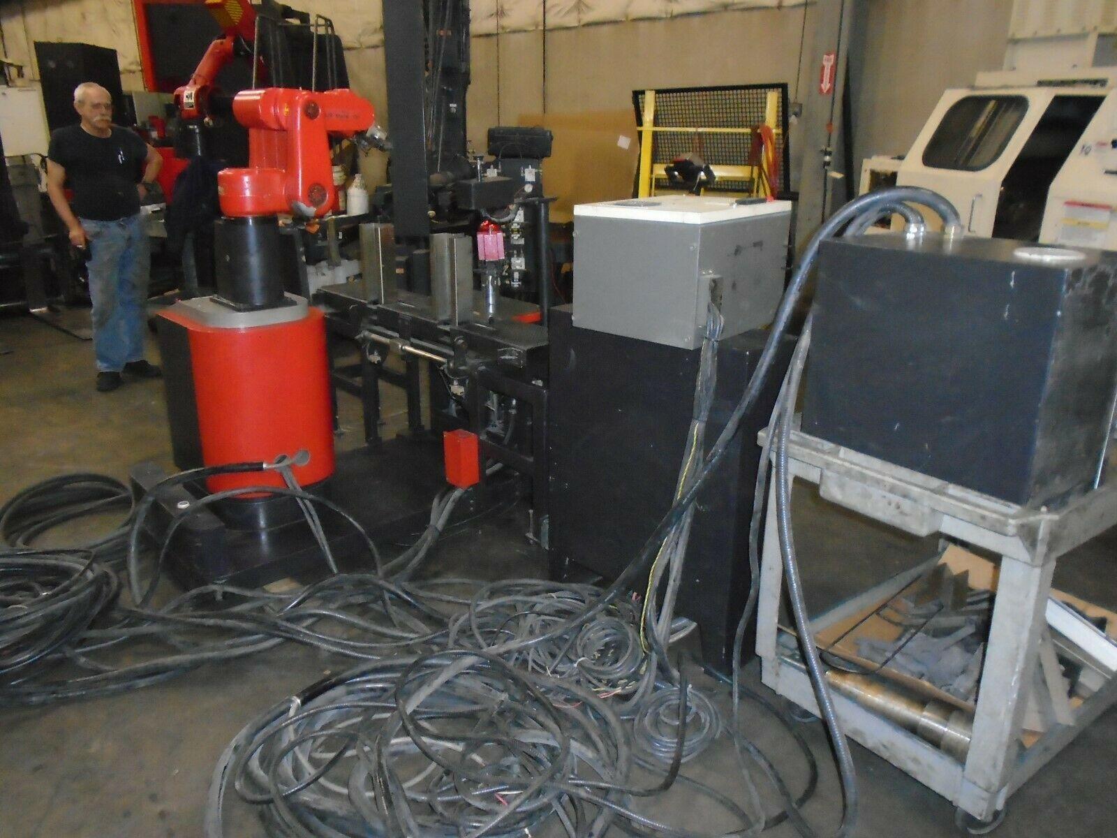Fanuc Robot LR Mate 100 A5B-1131-8001 Mini Cel R-J2 Control - Image 2 of 12