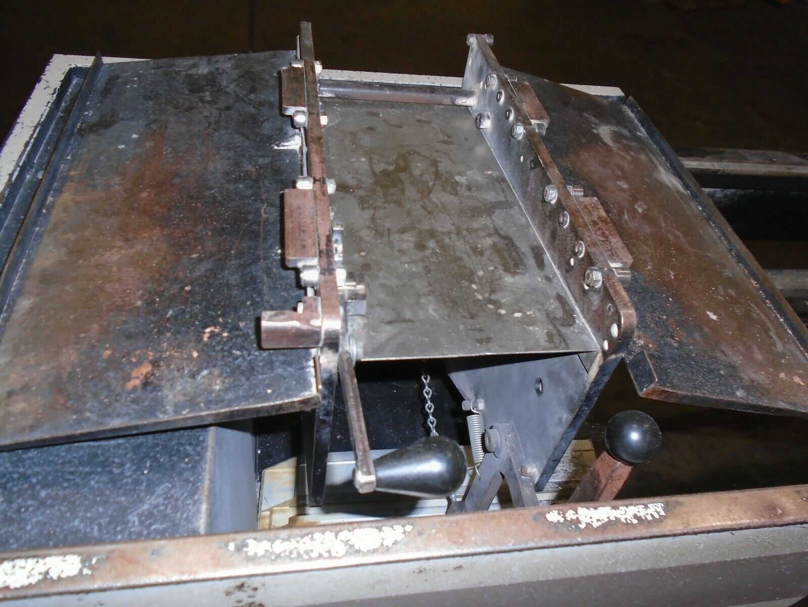 Midaco Series 20 Pallet Changer With 3 Pallets & Receiver - Image 6 of 9