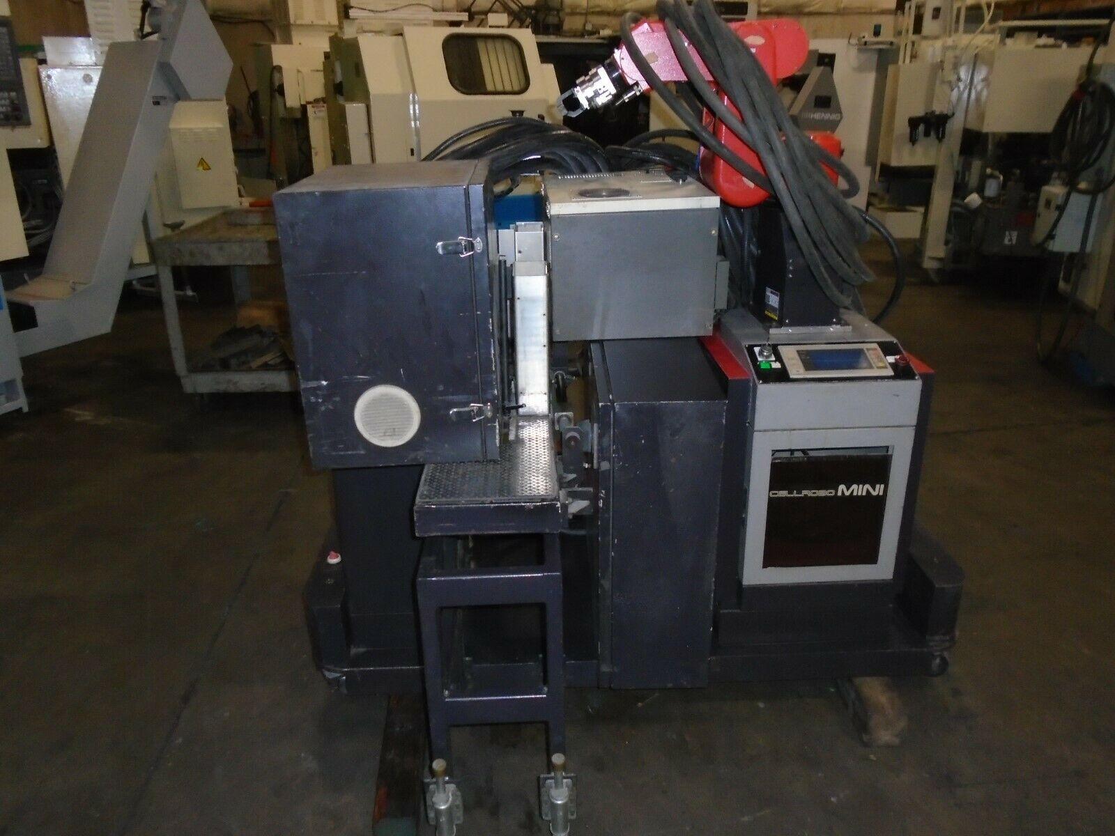 Fanuc Robot LR Mate 100 A5B-1131-8001 Mini Cel R-J2 Control - Image 12 of 12