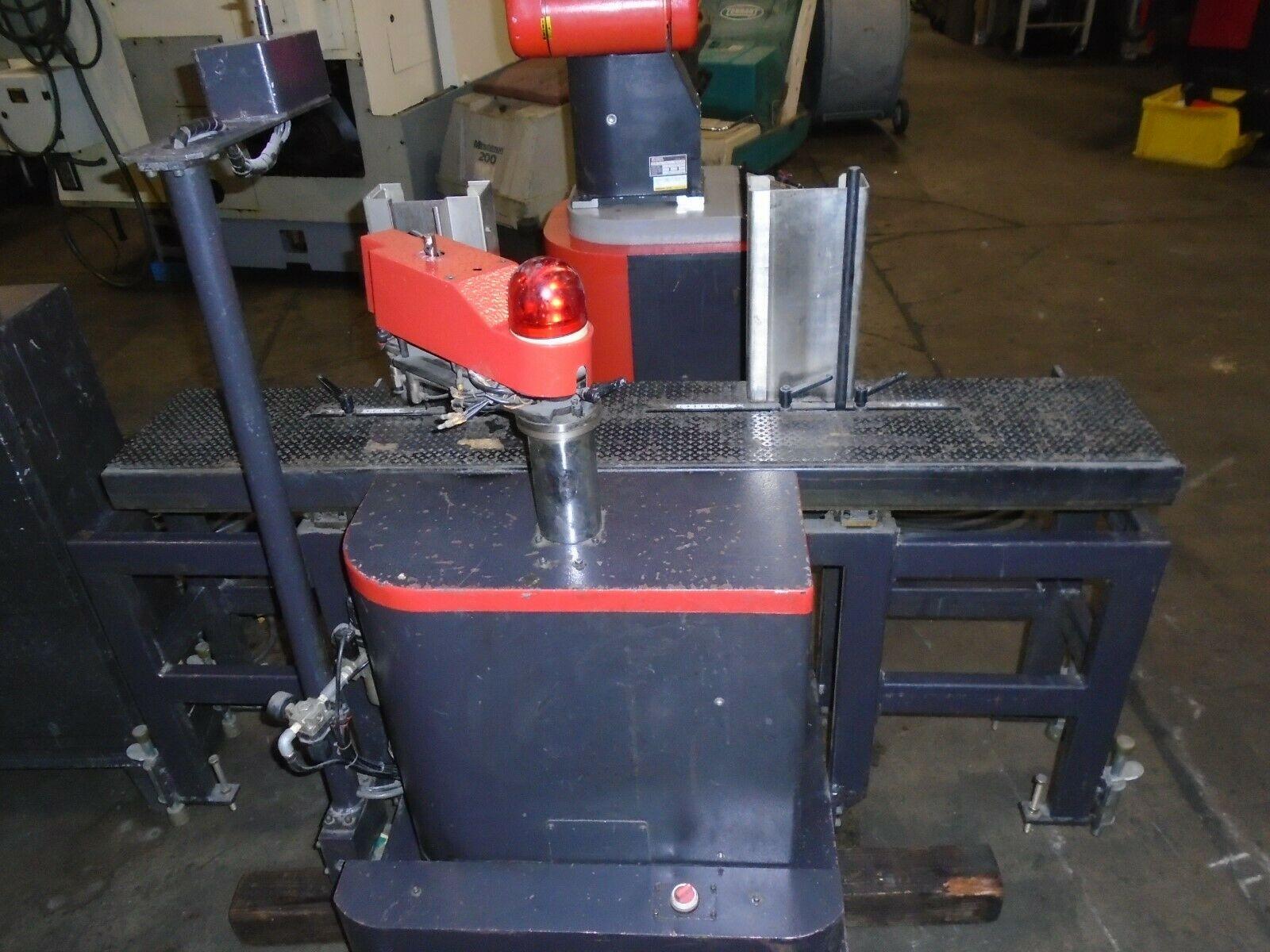 Fanuc Robot LR Mate 100 A5B-1131-8001 Mini Cel R-J2 Control - Image 6 of 12