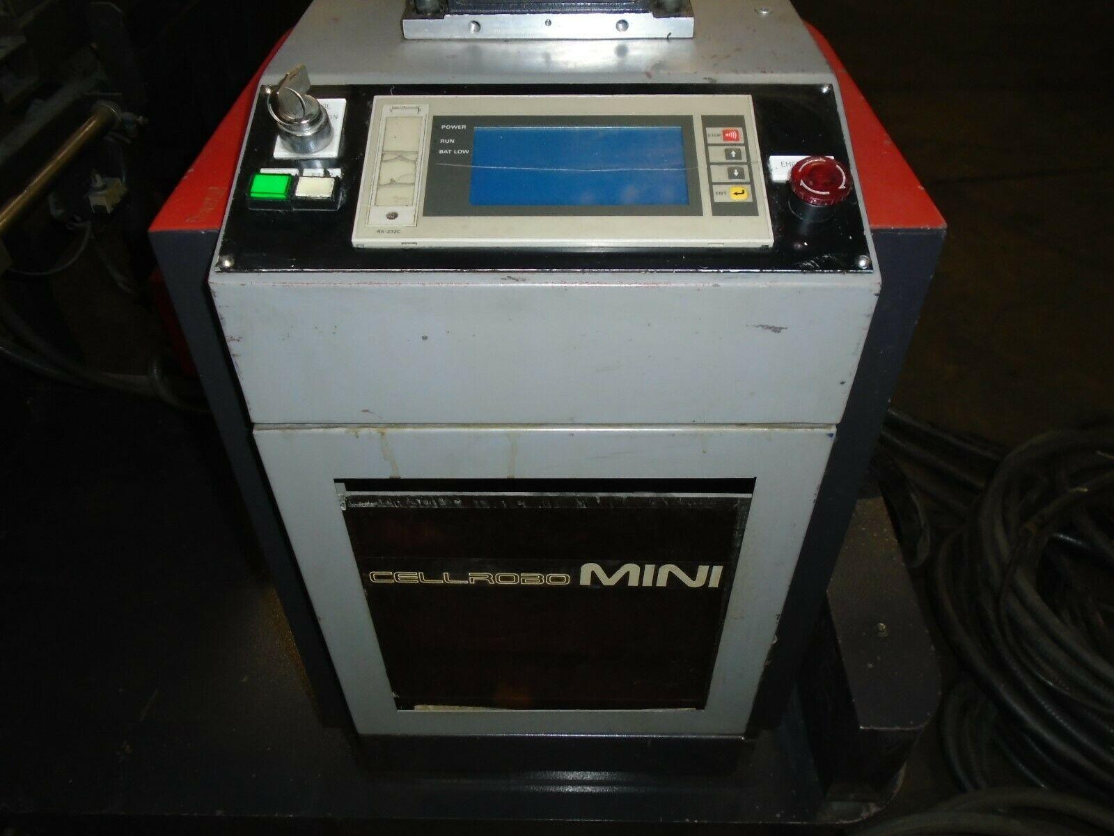 Fanuc Robot LR Mate 100 A5B-1131-8001 Mini Cel R-J2 Control - Image 5 of 12
