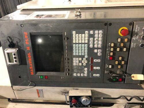 1998 Mazak FH-680 Mazatrol M Plus Control - Image 6 of 12