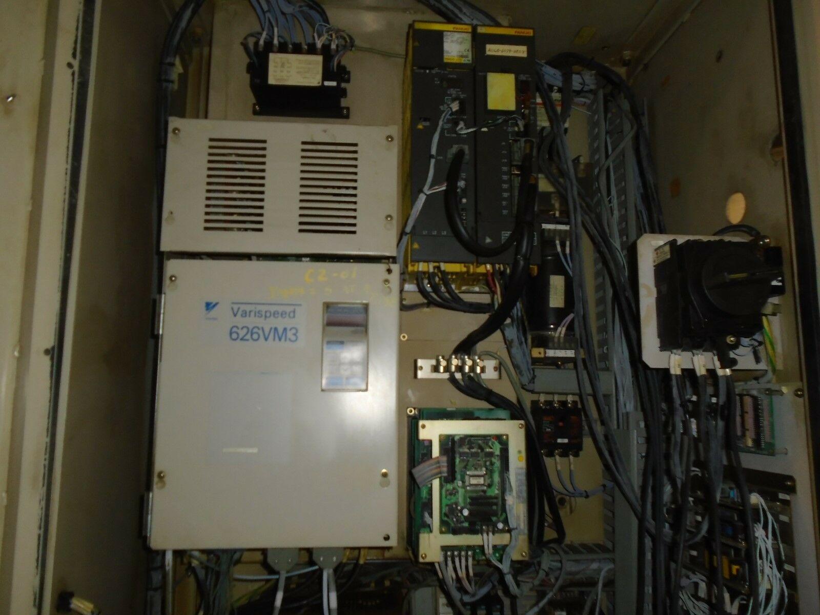 Hitachi Seiki CS20 Vertical CNC Lathe 10L Seicos Control 1998 - Image 11 of 12