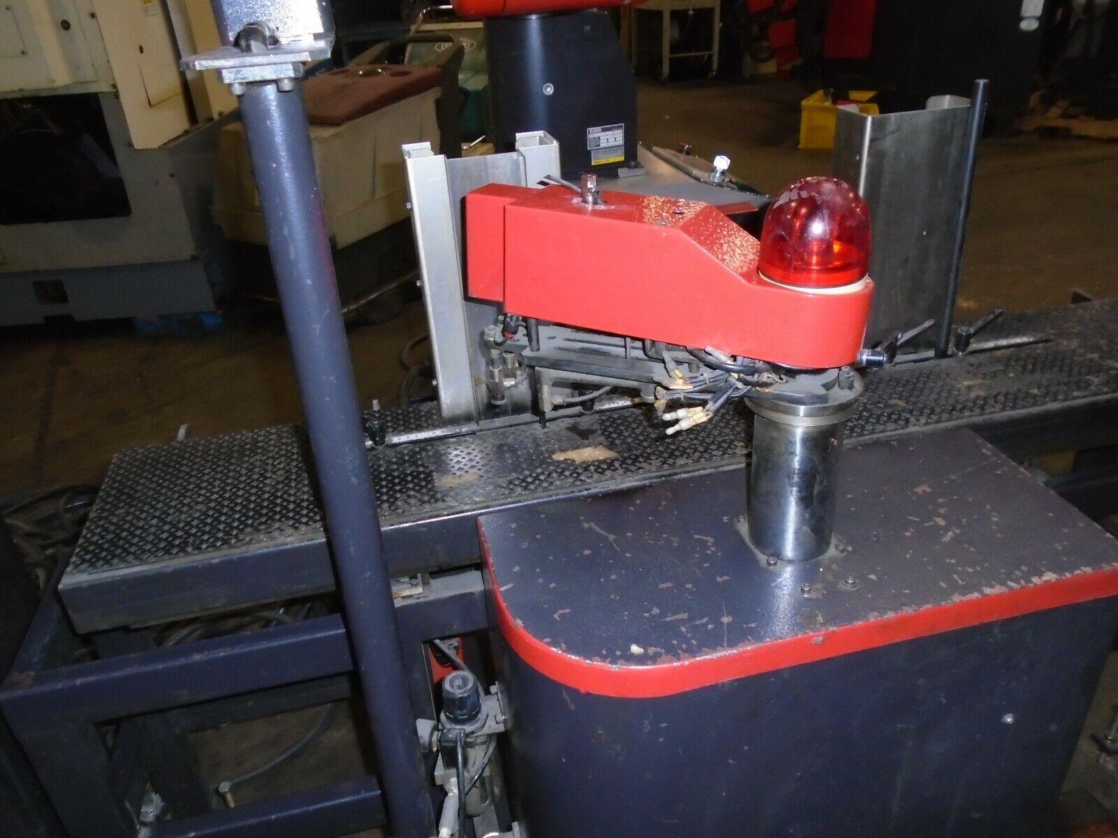 Fanuc Robot LR Mate 100 A5B-1131-8001 Mini Cel R-J2 Control - Image 10 of 12