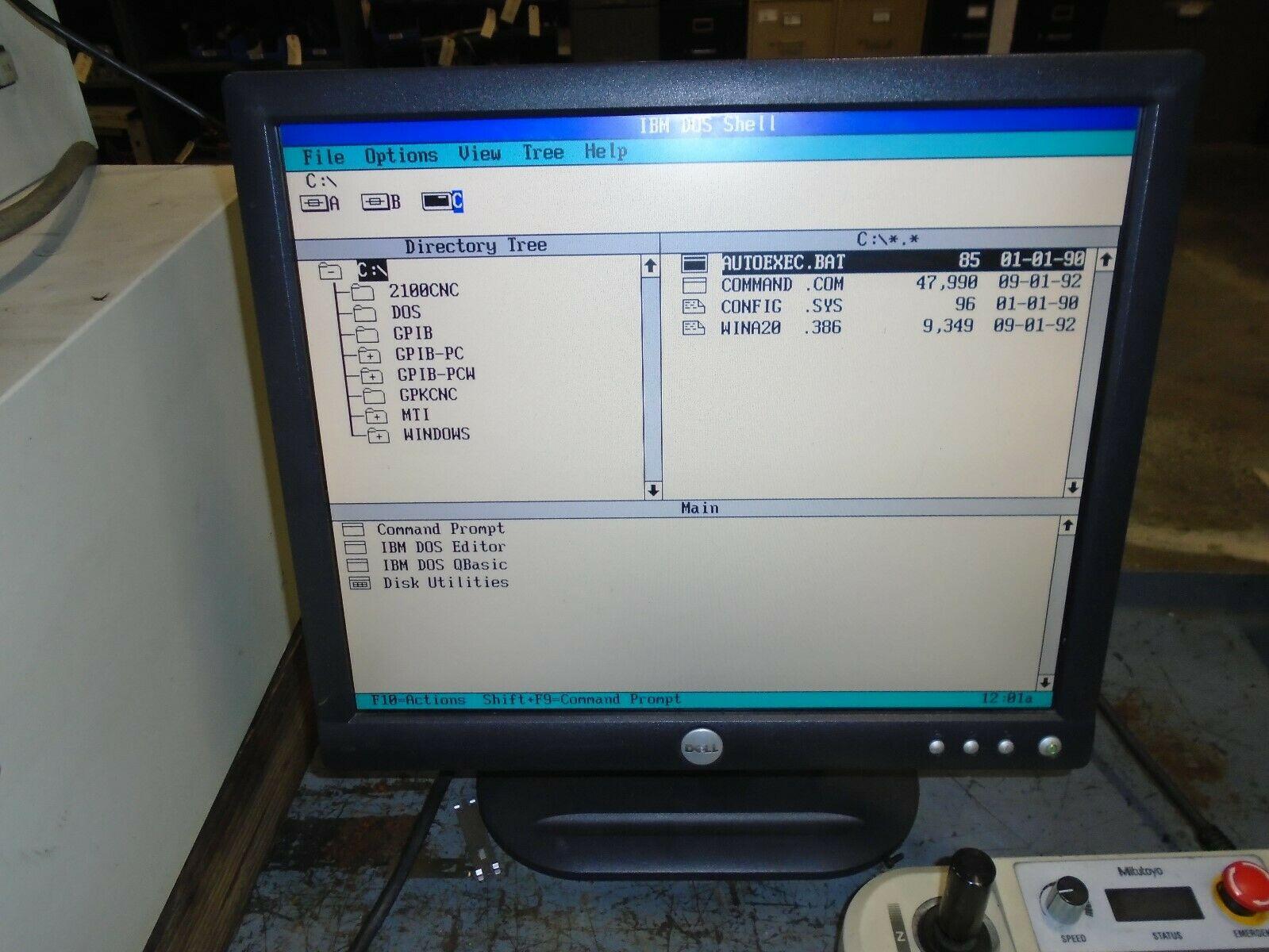 Mitutoyo CMM BHN-710 - Image 9 of 12