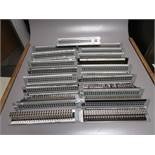 LOT OF 18 VIDEO PATCHBAYS