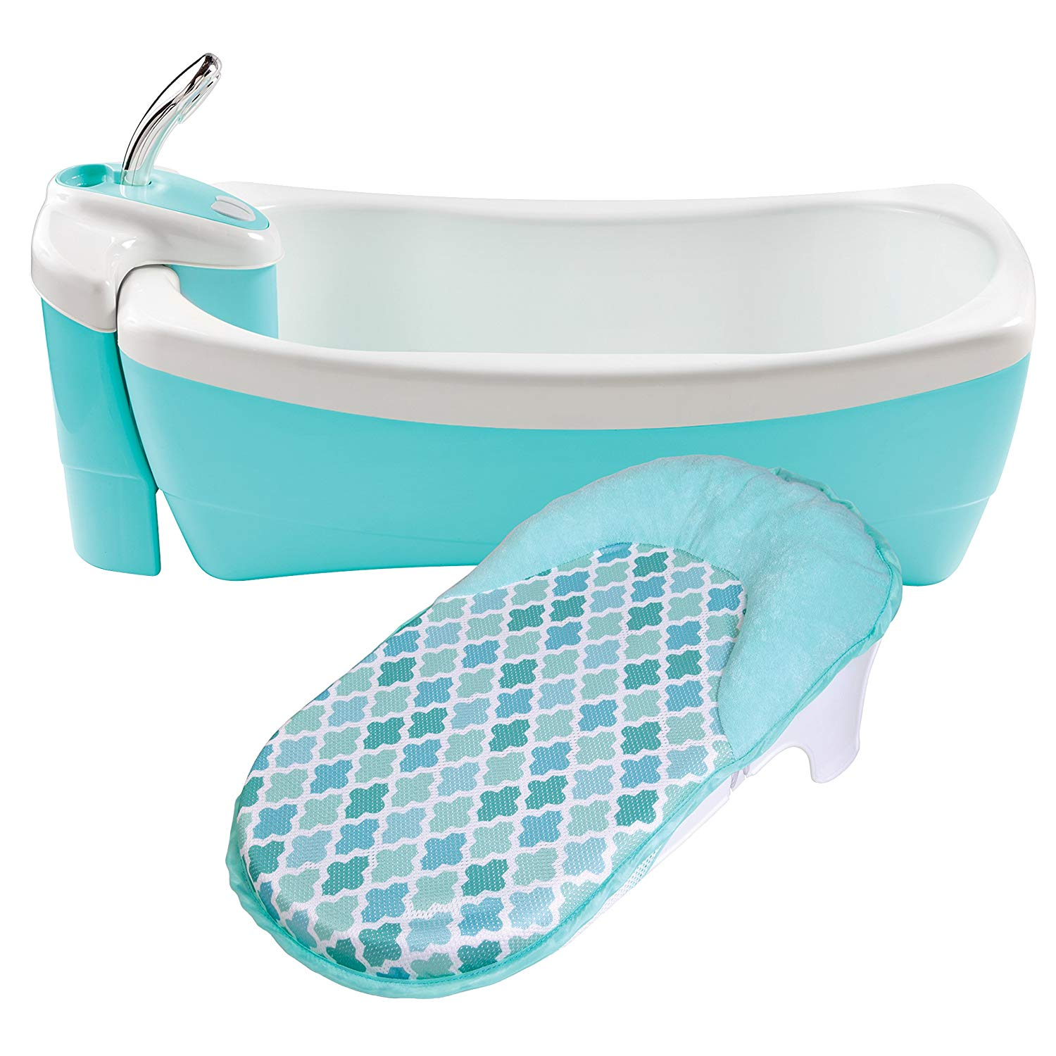 Lot 57 - Summer Infant Lil Luxuries Whirlpool Bubbling Spa/Shower RRP £69.99