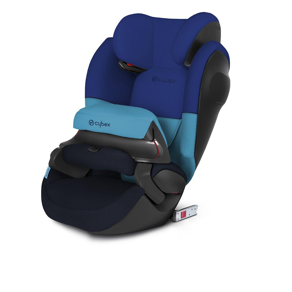 Lot 55 - CYBEX Silver Pallas M-Fix SL 2-in-1 Child's Car Seat RRP £229.99