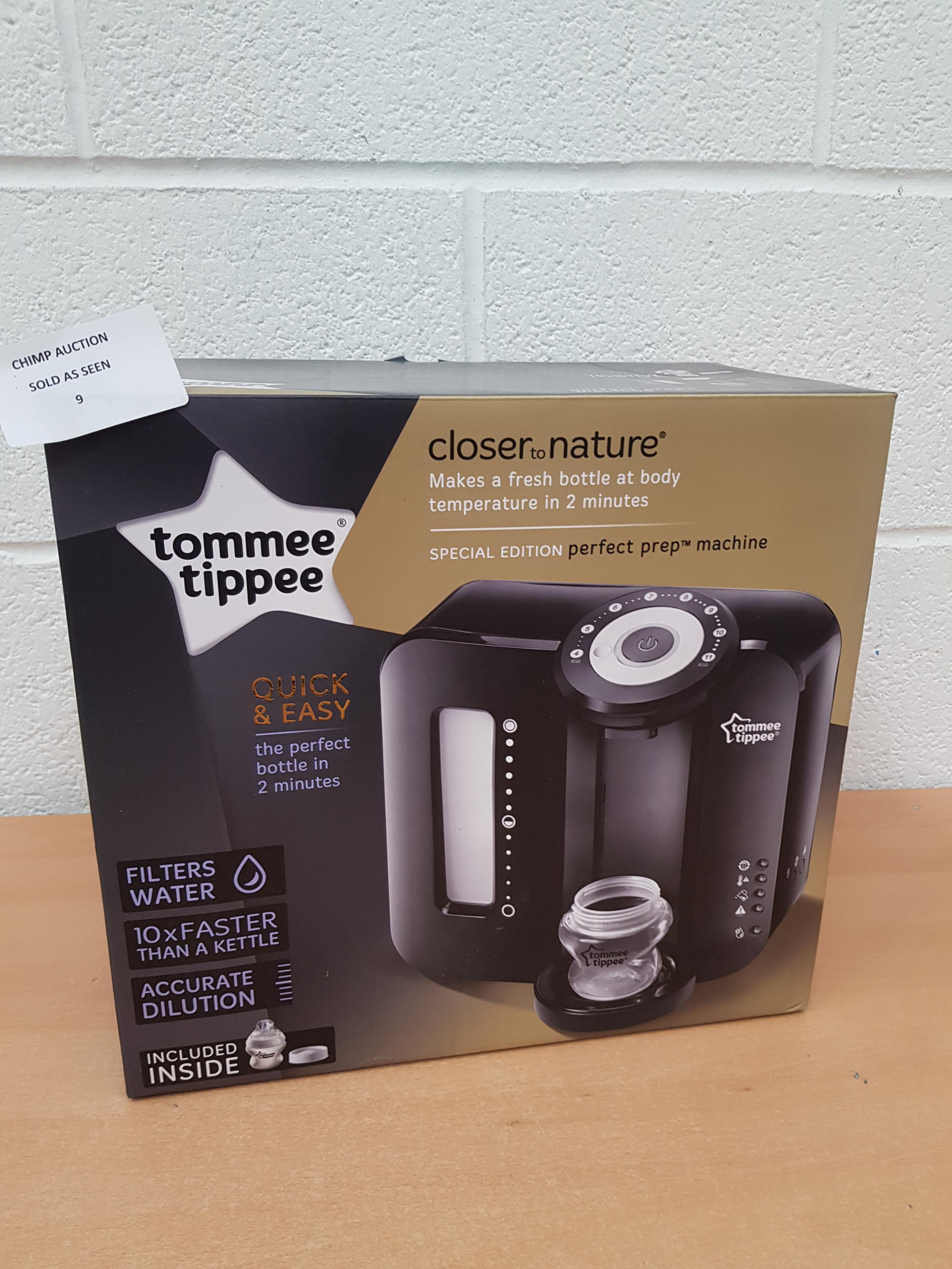 Lot 9 - Tommee Tippee Perfect Prep Machine Special edition RRP £129.99.