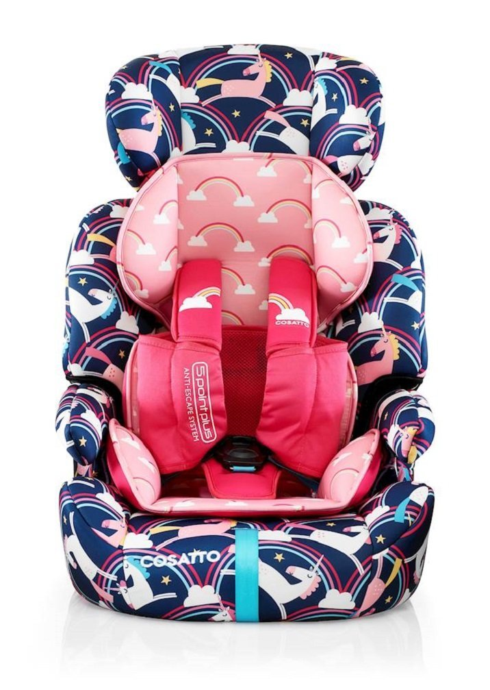 Lot 50 - Cosatto Car Seat Group 123, 9-36 kg RRP £139.99.