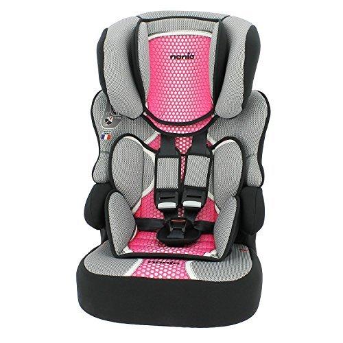 Lot 45 - Nania Beline Group 1/2/3 Highback Booster Car Seat