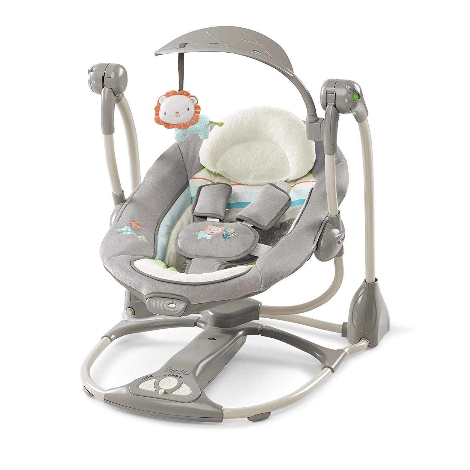 Lot 58 - Ingenuity ConvertMe Swing-2-Seat Baby Swing RRP £99.99.