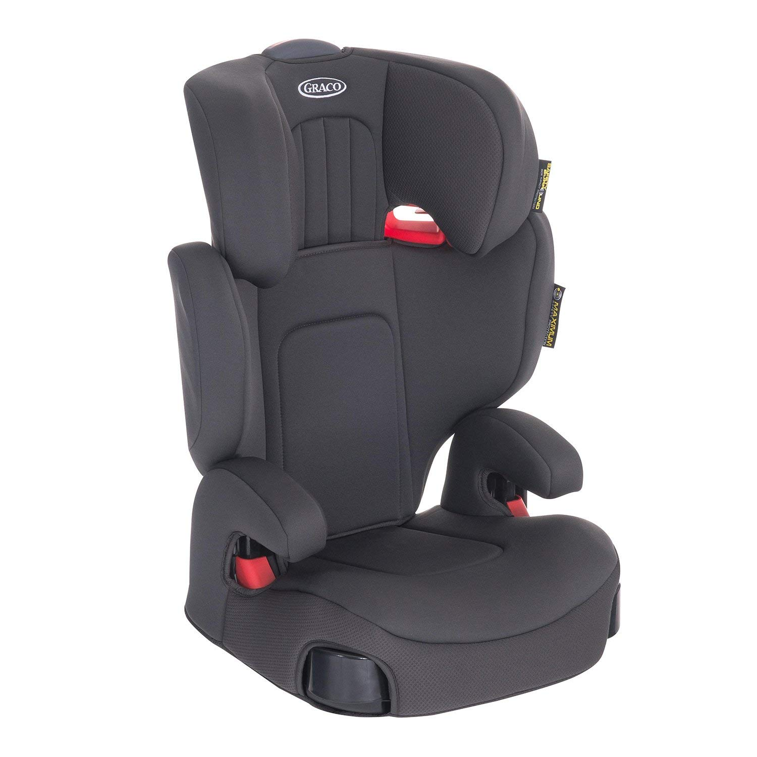 Lot 54 - Brand new Graco Assure GRP 2/3 Booster Car Seat, Midnight Grey
