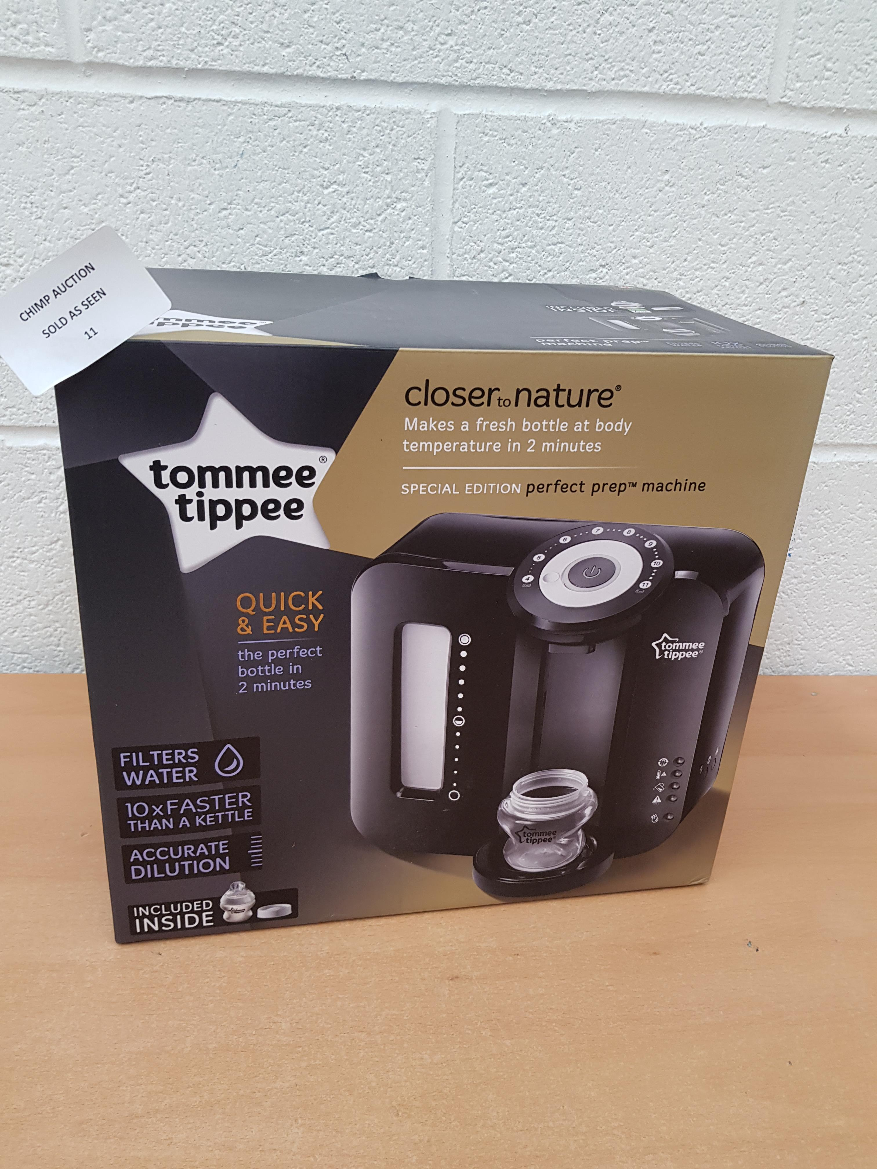 Lot 11 - Tommee Tippee Perfect Prep Machine Special edition RRP £129.99.