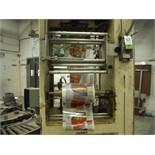 General Packaging Equipment vertical 1-up former/fill/seal/bagger, 15 in. jaw. w/ SpeeDee 1-up volum