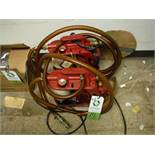 HYDAC electric fluid transfer pump and filter. (EACH). Rigging Fee: $50