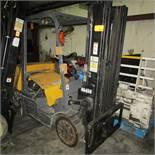 2012 TCM FCG30-4H Propane Fork Lift