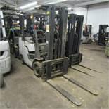 2012 TCM FCG30HL-A1 Propane Fork Lift