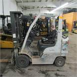 2014 Unicarriers MAP1F2a25LV Propane Fork Lift