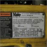 2008 Yale ERP040THN36TE082 Electric Fork Lift