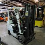 2015 Unicarriers MCP1F2A25LV Propane Fork Lift