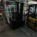 2014 Unicarriers FHG30L-A1 Propane Fork Lift