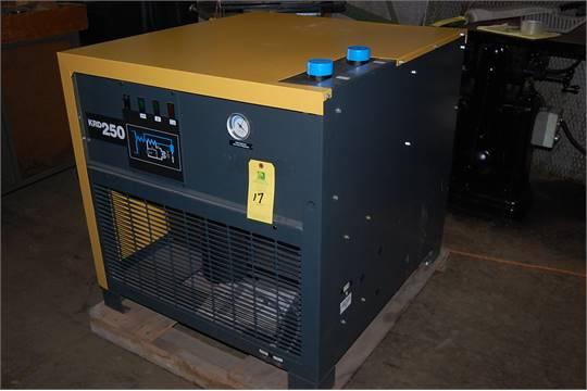 Kaeser Model KRD 250 Compressed Air Dryer Rated 250 SCFM