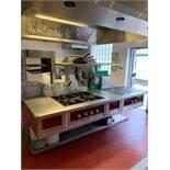 Charvet professional cook suite