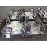 Machinery Dolleys (4) (SOLD AS-IS - NO WARRANTY)