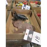 Misc Abrasives and Blades (SOLD AS-IS - NO WARRANTY)