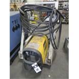Esab Powercut 650 Plasma Cutting Power Source s/n 0011020482 w/ Cart (SOLD AS-IS - NO WARRANTY)