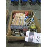 Hole Saws and Misc Cutting Tools(SOLD AS-IS - NO WARRANTY)
