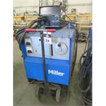 Miller CP-250TS CP-DC Arc Welding Power Source s/n R373965 w/ Miller R-115 Wire Feeder SOLD AS-IS -