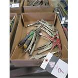 Vise-Grip Plyers Files (SOLD AS-IS - NO WARRANTY)