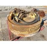 MAGNETCH 45 FDAH ELECTRO-MAGNET CRANE/ARIEL ATTACHMENT
