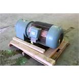 Emod motor, Type 315M-8/4. 3/60/460v, 890/1780 RPM 50/100 HP. Serial # 1831436.