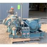 Vilter VMC 450XL 6-Cylinder Reciprocating Compressor. 3/60/230-460v, 1760 rpm, 125 HP. Test