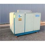Quincy Q235 Rotary Screw 50 HP Air Compressor, Model QSI-235 ACA 3. Serial # 204-102-0-8585-B.