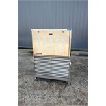 Haskris Portable Refrigerated Water Cooled Chiller, Model R250. Serial # HB20428.
