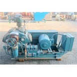 Vilter VMC 450XL 6-Cylinder Reciprocating Compressor. 3/60/230-460v, 1760 rpm, 50 HP. Test pressure: