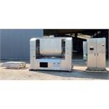Alto Corporation High Speed Dough Mixer, Model 1600. 3 Roller Bar Design